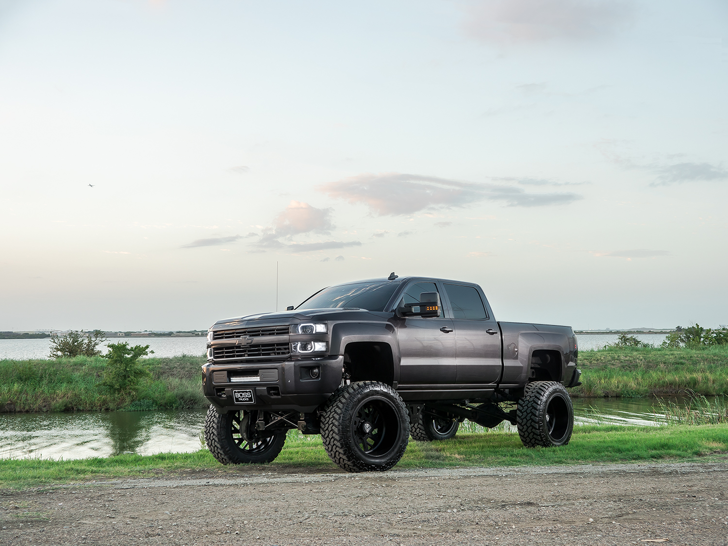 Avalanche Truck 2016 >> BOSS Trucks