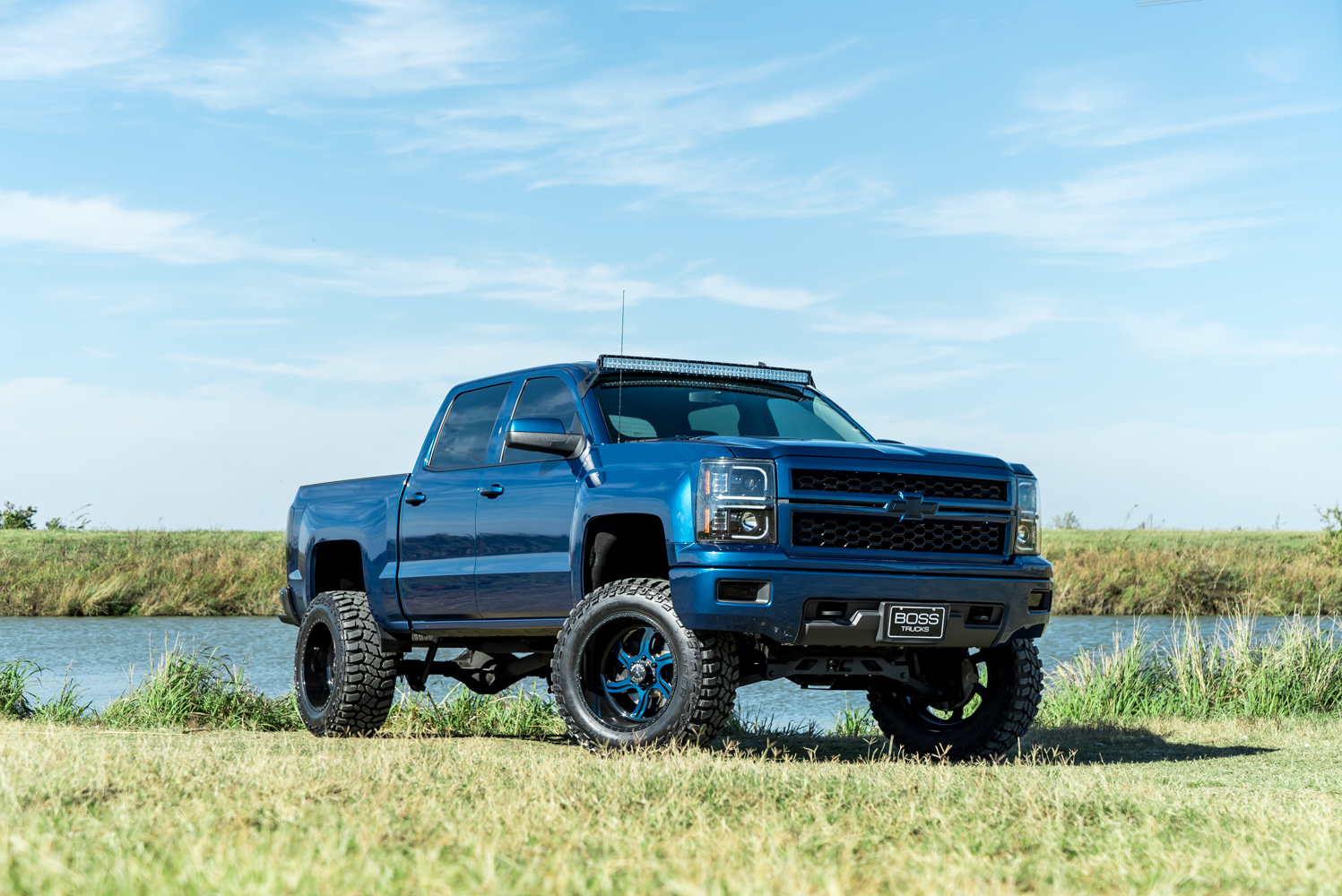 203 2015 chevrolet silverado 1500 blue. Black Bedroom Furniture Sets. Home Design Ideas