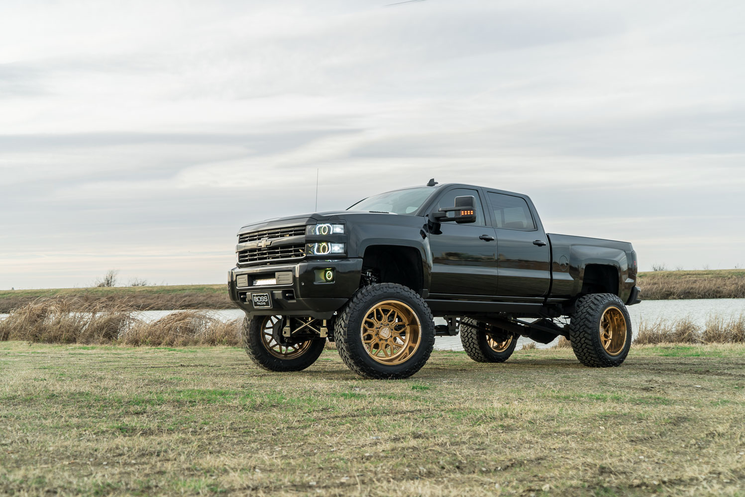 Chevy Truck Wheels >> Customization